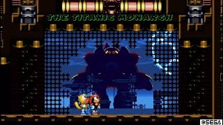 Sonic Mania Plus: Encore Metallic Madness Zone Acts 1 and 2