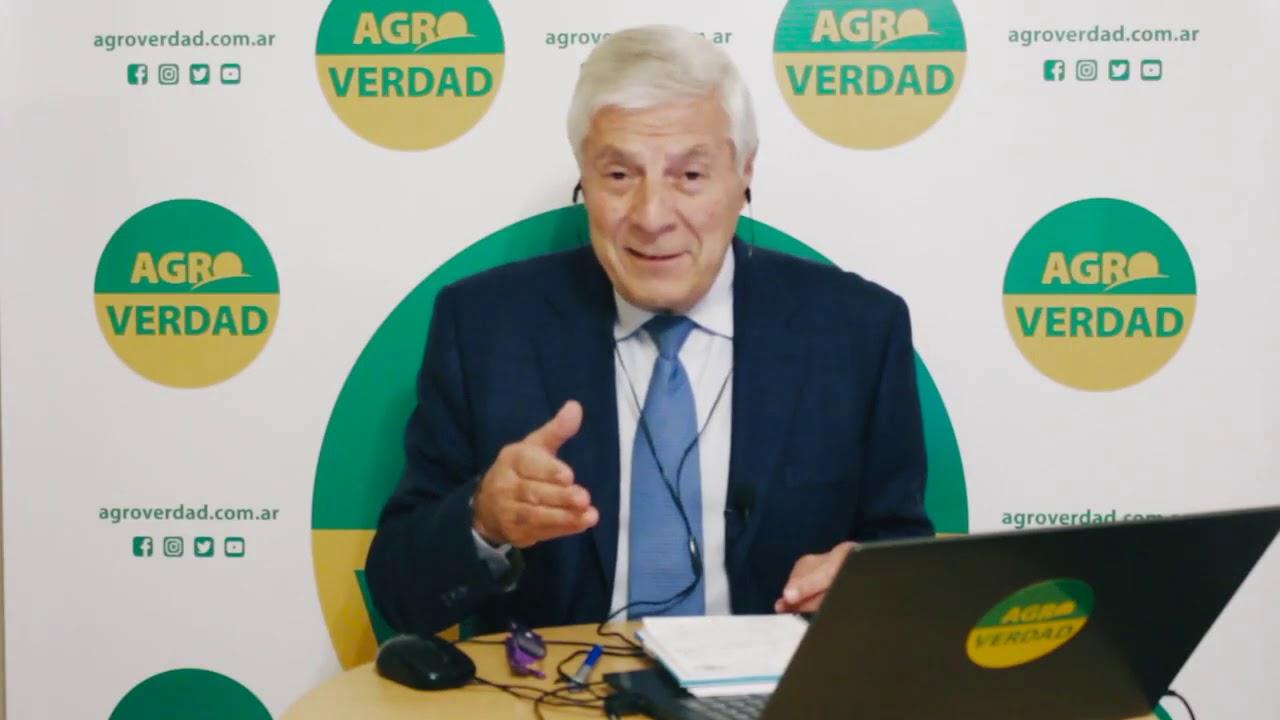 """Entrevista a Luis Crusta para AgroVerdad: """"Nuevas tecnologías para la conservación de suelos""""."""