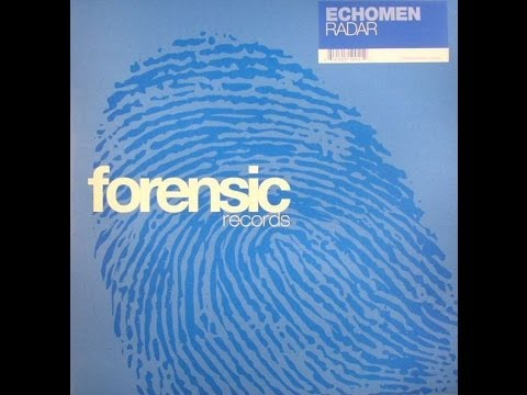ECHOMEN - RADAR (MAIN MIX) VINYL