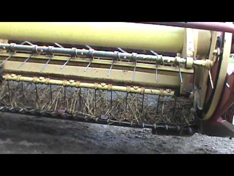 New teeth in the new holland 469 haybine youtube new teeth in the new holland 469 haybine fandeluxe Choice Image