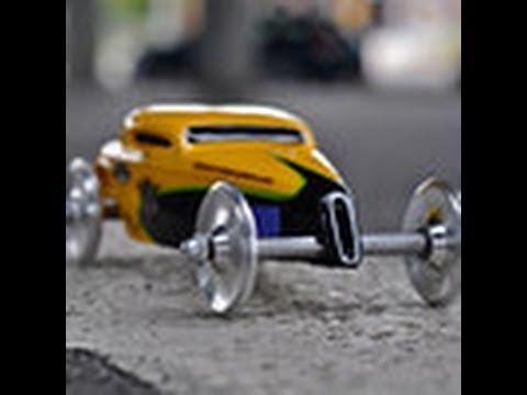 Pinewood Derby Car - YouTube