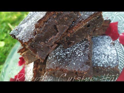 recette-du-fameux-brownies-avec-seulement-2-ingrédients