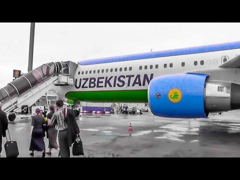 *TRIPREPORT* Uzbekistan Airways 767-300   HY232 Frankfurt (FRA) - Tashkent (TAS)   Economy