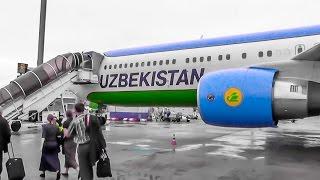 TRIPREPORT • Uzbekistan Airways 767-300 | HY232 Frankfurt (FRA) - Tashkent (TAS) | Economy