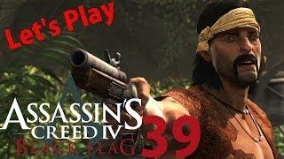 Let's Play Assassin's Creed 4 Black Flag #039 Bartholomew Roberts | Gameplay German Deutsch PC