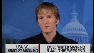 David House, Bradley Manning