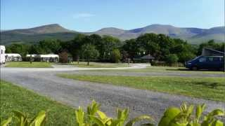 Glen of Aherlow Caravan & Camping Park Virtual Tour