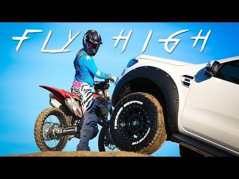 Cam Sinclair x Ozzy Tyres - Fly High