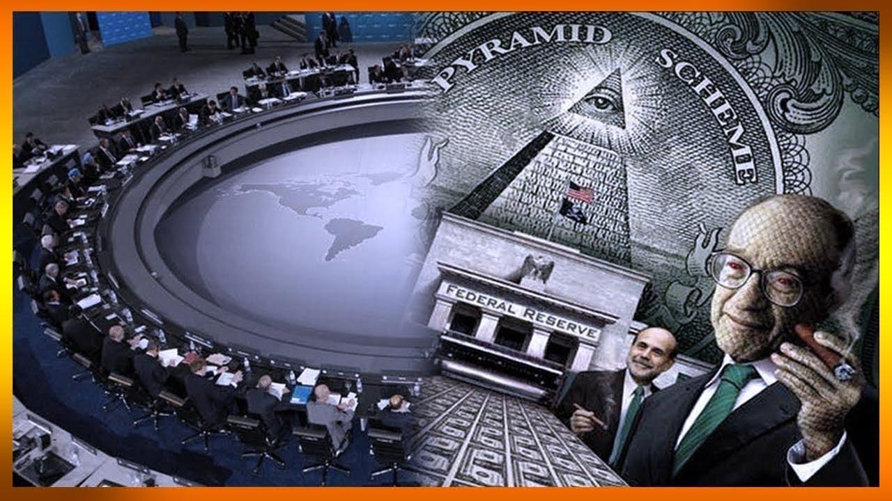 Тайное мировое правительство в картинках