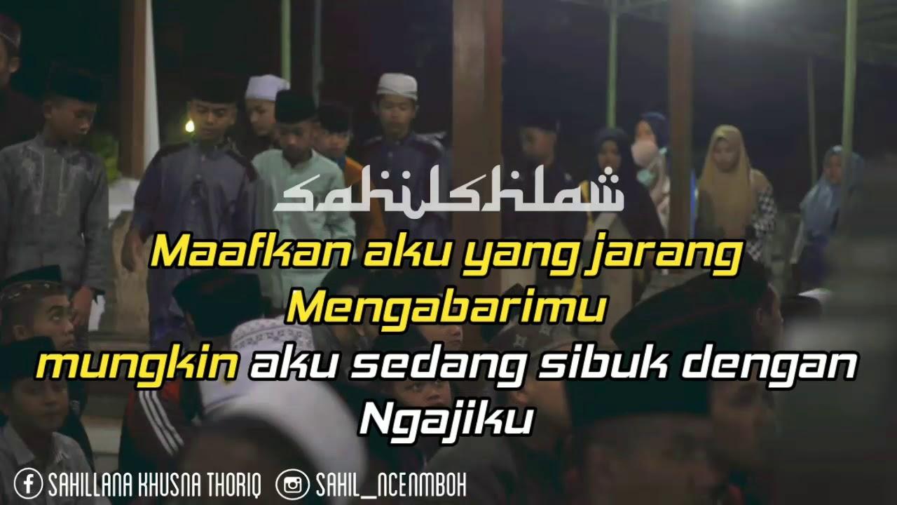 Quotes Kata Kata Anak Majelis Sholawat