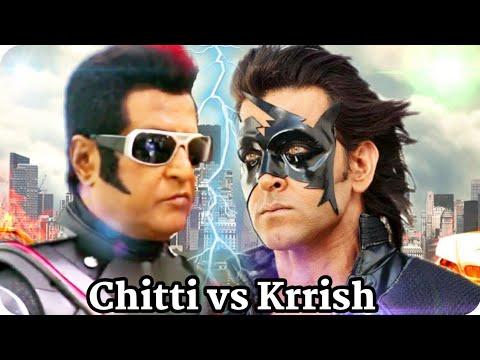 2.0 vs. Krrish 4 Upcoming Film, Hrithik Roshan is Ready To Shoot This Film