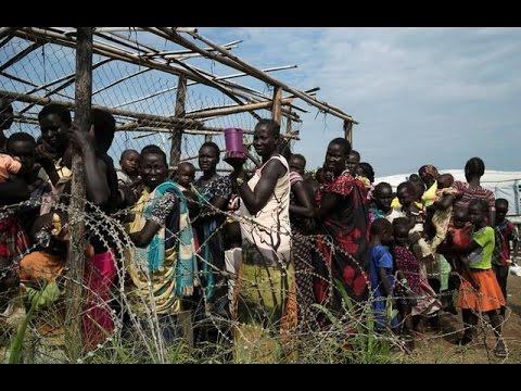 U.N. humanitarian chief visits Sudan camps