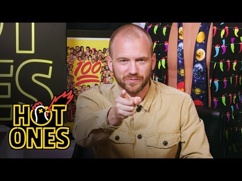 Sean Evans Answers Burning Fan Questions | Hot Ones from YouTube · Duration:  12 minutes 45 seconds