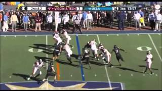 UCLA Football Highlights vs. Virginia Tech (Sun Bowl 2013)