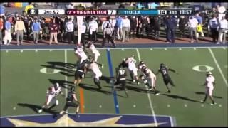 UCLA Football Highlights vs. Virginia Tech (Sun Bowl 2013)
