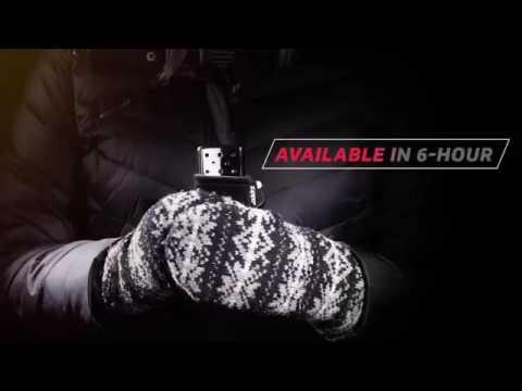 Zippo 6 12 Hour Hand Warmers Youtube