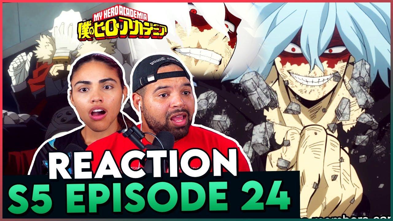 Download The Origin of Shigaraki - My Hero Academia S5 Episode 24 Reaction