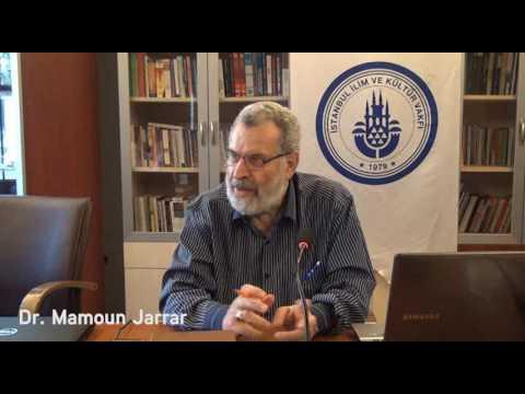 Dr. Mamoun Jarrar