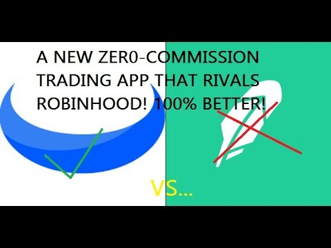 Comission free option trading like robinhood