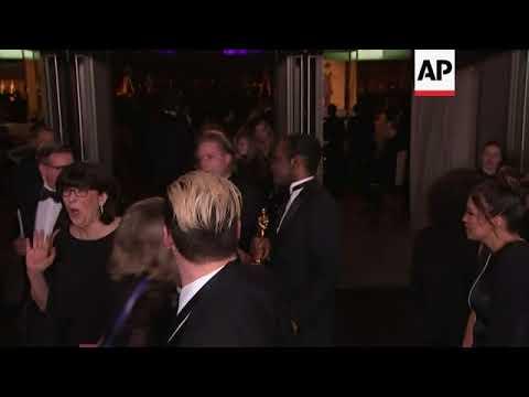 Alleged Oscar thief entered party next to McDormand