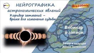 Коридор затмений — время для изменения судьбы!, 06.08.2017