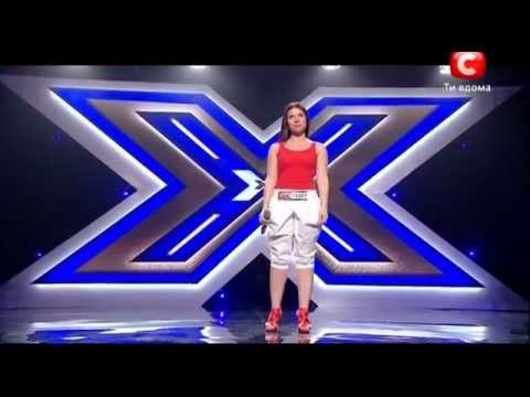 X-Factor 3  Анна Хохлова