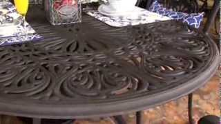 DreamCoast Oxford Patio Furniture Overview Thumbnail