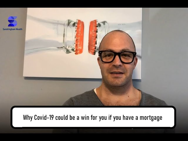 Why Covid-19 could be a win for mortgage holders