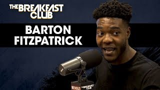 Barton Fitzpatrick Speaks On His Role In 'The Chi', Starting In Stage Acting + More
