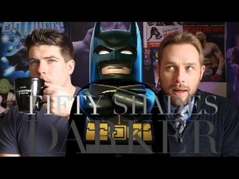 Rotten Tomatoes Scores: Fifty Shades Darker, John Wick 2, Lego Batman