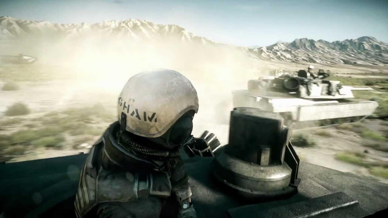 Download BATTLEFIELD 3 - Carrera del trueno - Single Player gameplay (E3 2011) [HD 1080]