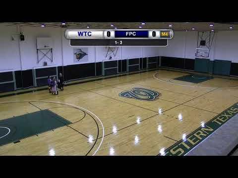 Western Texas College vs Frank Phillips College (Volleyball)