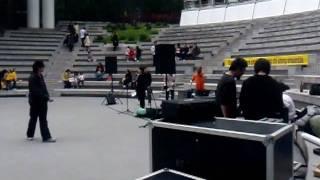 Rehearsal 1 - 龔志成Ensemble feat. Shadow Kim, Mike Yuen at公園好聲 第二回 Part 1