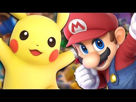 Smash Bros Ultimate: ESAM vs Dark Wizzy