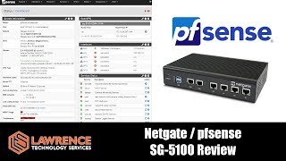 pfsense / Netgate SG-5100 Review & Speed Test
