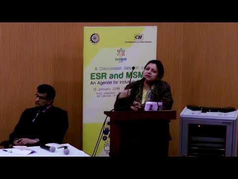 SUSBUS 2018 Conference@IIM Calcutta Jan13,2018_Social Enterprise Workshop_Ananya Bhattacharya