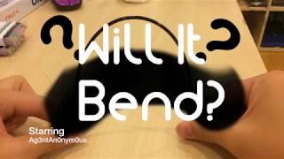 Will It Bend? - 3D Pen Ink