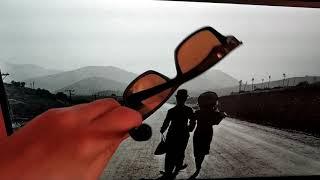 Как проверить поляризацию в солнцезащитных очках?