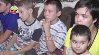 • Подарки детям от ОО «Оплот Донбасса»