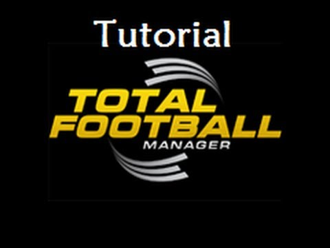 Tutorial 1-2 Total Football Manager En Español