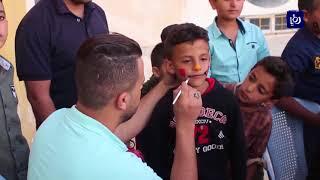 فعاليات ترفيهية في القادسية بالطفيلة بمناسبة العيد - (25-8-2018)
