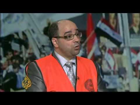 Arab observer says Syrian mission a farce