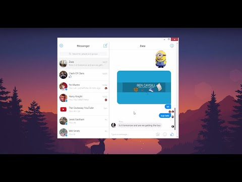 How To Get Facebook Messenger On PC/MAC (Tutorial)