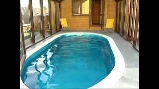 Строительство бассейнов | Композитный бассейн на дача(, 2014-06-15T19:33:58.000Z)
