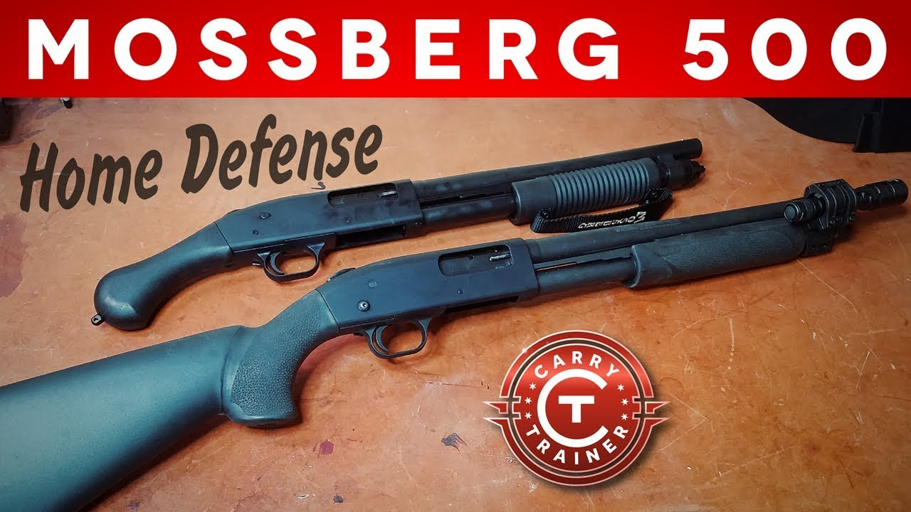 Mossberg 500 Home Defense What You Need To Know