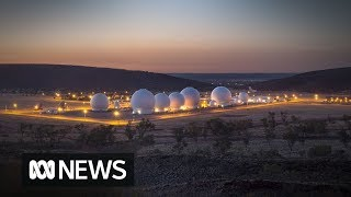 What does the Pine Gap base do?