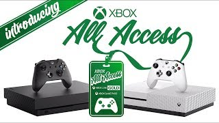 XBOX ALL ACCESS IS A GAME CHANGER BUT IS IT TOO LATE??