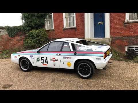 Lancia Montecarlo Race Car - Total Headturners