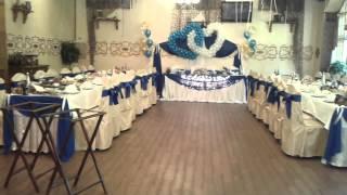 Оформление тканями и шарами свадьбы ресторан Дюшес г.Королев(, 2015-07-01T21:40:11.000Z)