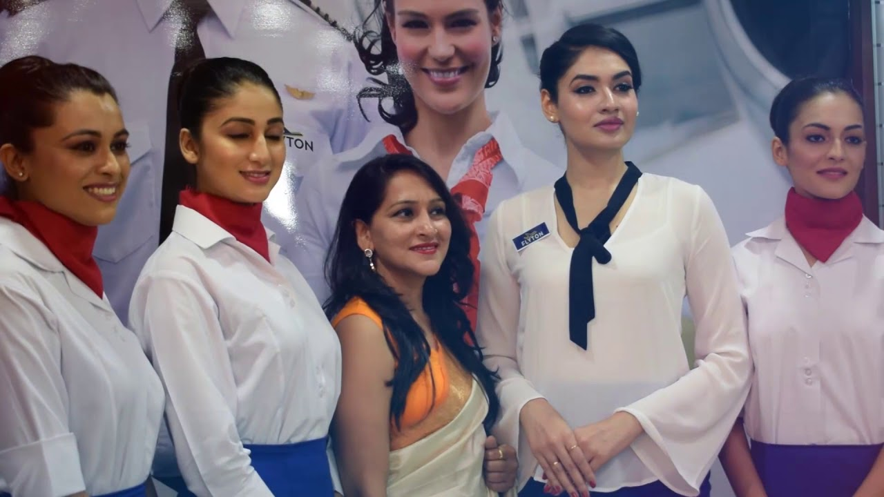 Best Air Hostess Training In India - Youtube-6888
